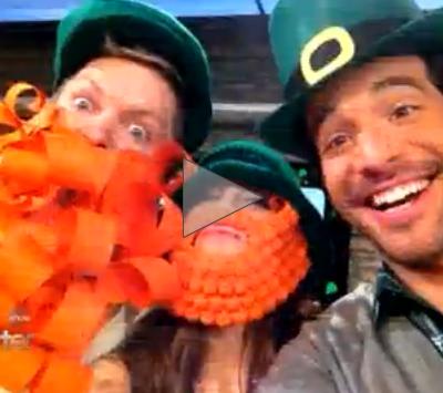 Irish Selfie!