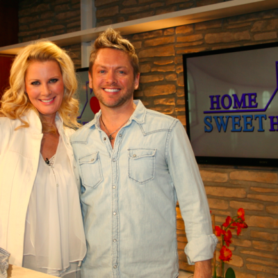 Sandra Lee and Bruce