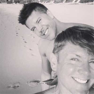 Fredrik Eklund and Bruce Littlefield